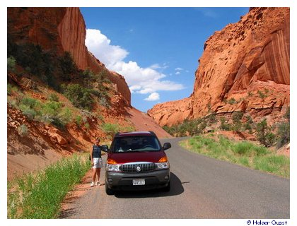 Long Canyon - Burr Trail
