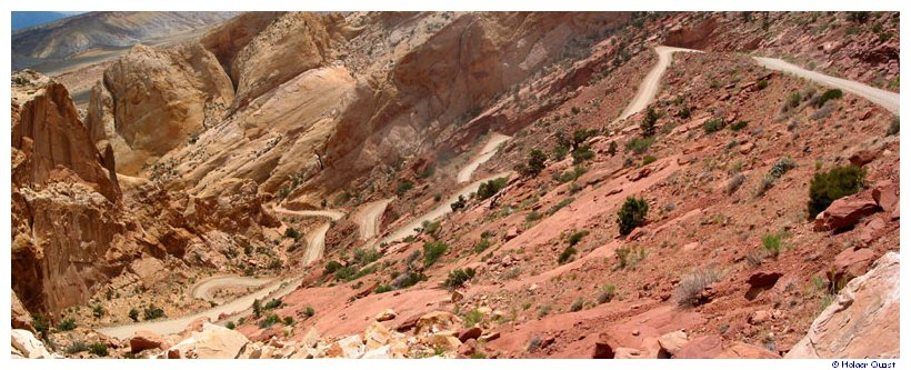 Serpentin - Burr Trail