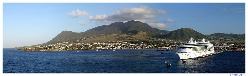 Port Zante -Basseterre - St Kitts