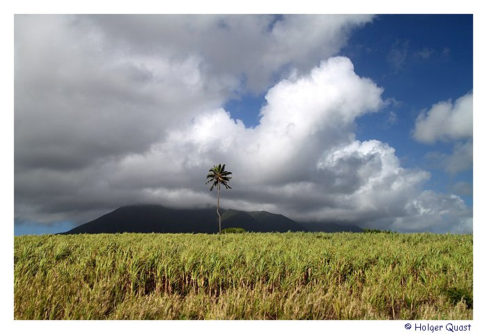 Mount Liamuiga St Kitts