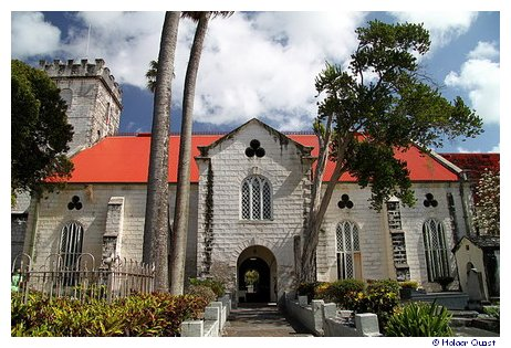 St. Michaels Cathedral - Bridgetown - Barbados