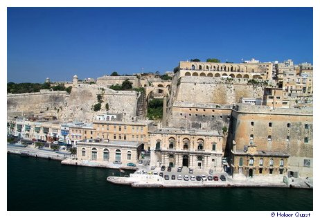 Malta, Valetta - Grand Harbor
