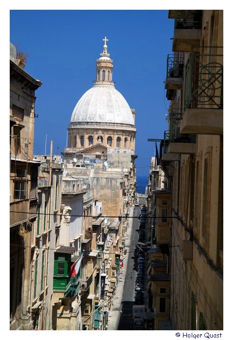 Our Lady of Mount Carmel - Valetta, Malta