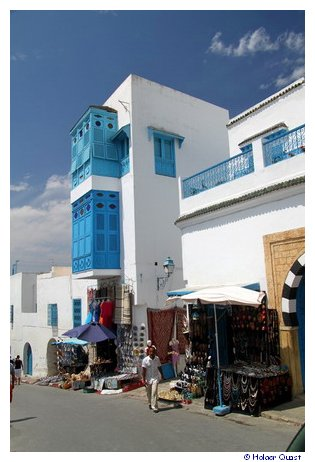 Haus in Sidi Bou Said