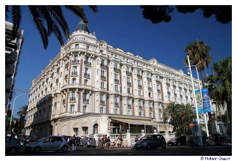 Hotel Ritz Carlton in Cannes
