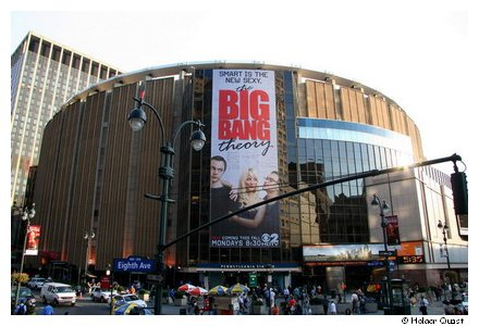 Madison Square Garden Center - New York