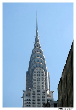 Chrysler Building - New York City