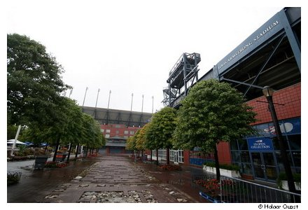 Luis Armstrong Stadion - New York